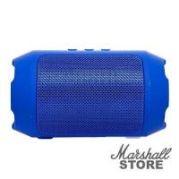 Портативная акустика NoName X6, синий
