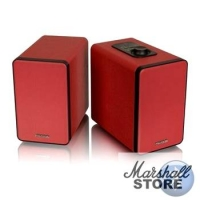 Акустика 2.0 Microlab H-21 2x18W, MDF Bluetooth, красный