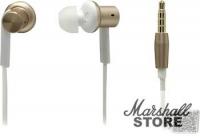 Наушники Xiaomi Mi In-Ear Headphones Pro, золотистый (ZBW4335IN)