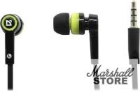 Наушники с микрофоном Defender Pulse-420, Черный-желтый (63421)