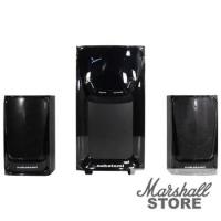 Акустика 2.1 Nakatomi GS-37, 2x15W+30W, USB, черный