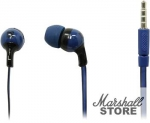 Наушники с микрофоном Defender Pulse-452, синий (63452)