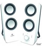 Акустика 2.0 Logitech Z200 5W White (980-000811)