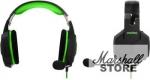 Гарнитура SmartBuy RUSH VIPER, черный/зеленый (SBHG-2100)