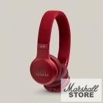 Наушники Bluetooth JBL LIVE 400BT, красный