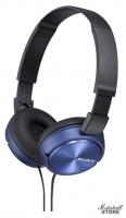 Наушники Sony MDR-ZX310L, Синий