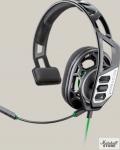 Гарнитура Plantronics RIG 100HX, mini jack 3.5 mm, черный/зеленый (209180-05)