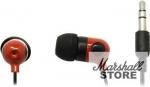 Наушники SmartBuy Music Point внутриканальные, красные (SBE-2400)