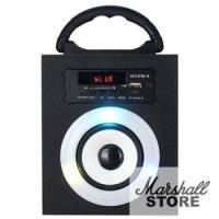 Портативная акустика Supra BTS-550 черный