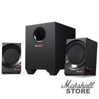Акустика 2.1 Creative Sound BlasterX Kratos S3, 2x11W+24W, черный