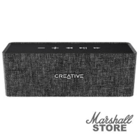 Портативная акустика CREATIVE Nuno, серый