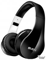Гарнитура Bluetooth Sven AP-B450MV, Черный/белый (SV-012694)