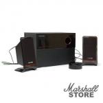 Акустика 2.1 Microlab M200 2x12W+16W, черный