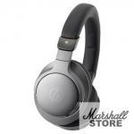 Гарнитура Bluetooth Audio-Technica ATH-AR5BTSV, серебристый/белый