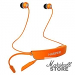 Гарнитура Bluetooth HARPER HB-309, оранжевый
