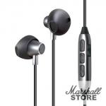 Гарнитура Bluetooth GINZZU GM-151BT, серый (GM-151BT)