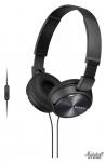 Наушники с микрофоном Sony MDR-ZX310AP/W, Белый