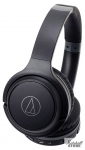 Наушники Bluetooth Audio-Technica ATH-S200BT BK, черный