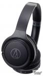 Наушники Bluetooth Audio-Technica ATH-S200BT BK, черный