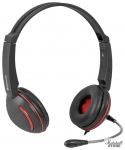 Гарнитура Defender Aura-115, черный