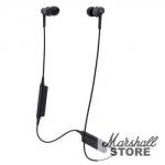 Гарнитура Bluetooth Audio-Technica ATH-CKR35BTSV, серебристый/белый