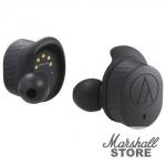 Наушники Bluetooth Audio-Technica ATH-SPORT7TW BK, черный