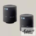 Портативная акустика 2.0 KREZ AB-231 (12W, BT, Handsfree, Vibration, 900mAh), черные (AB-231MB)