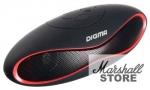 Портативная акустика Digma S-10 черный