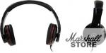 Наушники с микрофоном Defender Accord 170 накладные, черный