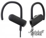 Наушники Bluetooth Audio-Technica ATH-SPORT70BT BK, черный