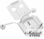 Гарнитура Apple EarPods, белый (MNHF2ZM/A)