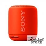 Портативная акустика Sony SRS-XB10, красный