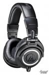 Наушники Audio-Technica ATH-M50X, черный