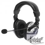 Гарнитура Dialog M-780HV, черный/серебристый