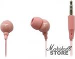 Наушники SmartBuy Color Trend Внутриканальные, 1.2м, розовые (SBE-3100)
