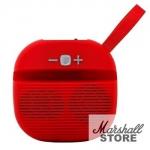 Портативная акустика NoName DK01, красный