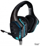 Гарнитура Logitech Gaming Headset G633 Artemis Scpectrum RGB 7.1, USB, Черный (981-000605)