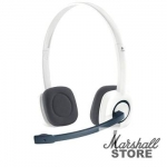Гарнитура Logitech Stereo Headset H150, белый (981-000350)