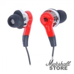 Гарнитура Tt eSPORTS by Thermaltake Isurus In-Ear Gaming Headset, Red (HT-ISU005EBRE)