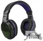 Гарнитура Defender Warhead G-400, черный/фиолетовый (64145)