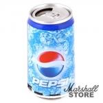 Акустика портативная банка Pepsi (высота 115 мм)