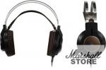 Гарнитура A4Tech Bloody G430, черный/коричневый