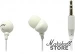 Наушники SmartBuy Color Trend Внутриканальные, 1.2м, белые (SBE-1200)