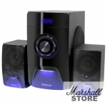 Акустика 2.1 Defender X500, 26W+2x12W, Bluetooth, FM/MP3/SD/USB, черный