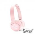 Наушники Bluetooth JBL T600BTNC, розовый
