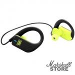 Гарнитура Bluetooth JBL Endurance SPRINT, черный/зеленый (JBLENDURSPRINTBNL)
