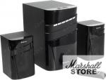 Акустика 2.1 Defender X400, 16W+2x12W, FM, USB, черный (65524)