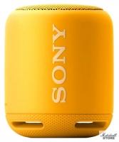 Портативная акустика Sony SRS-XB10, желтый