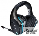 Гарнитура Logitech Gaming Headset G933 Artemis Spectrum RGB 7.1, Черный (981-000599)