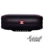 Портативная акустика NoName BY-1050 bluetooth/USB/microSD/AUX, черный
